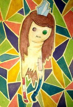 Raggedy princess by ayzlyn-d4nai82