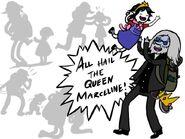 Marceline queen by ryuuji rider-d5ib7dn