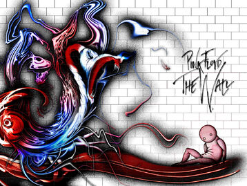 Pink Floyd The Wall by Emrat