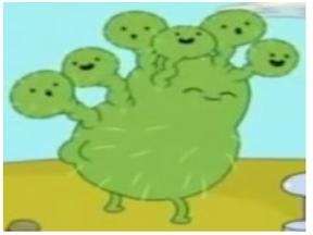 Cactus Creatures