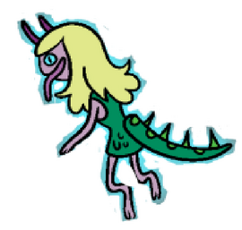 Lizard Princess