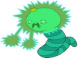 Giant Worm King