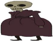 Skeleton Mom