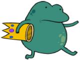 Crown Frog