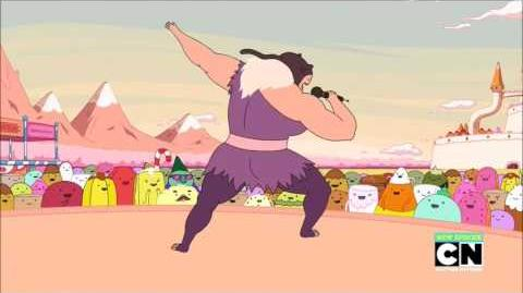 Adventure Time Susan Strong Power of Myself