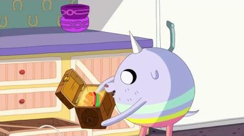 Adventure Time - Lady Rainicorn of the Crystal Dimension (Sneak Peek)