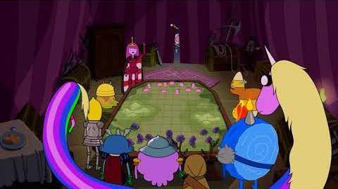 Adventure Time Finale Clip Cartoon Network