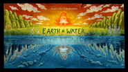 Earth & Water Title Card