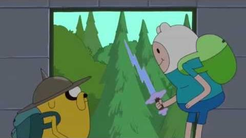 Adventure time- Dungeon train (long preview)