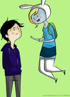 Fionna and marshall switch