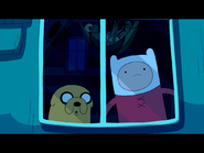 Finn and Jake Looking