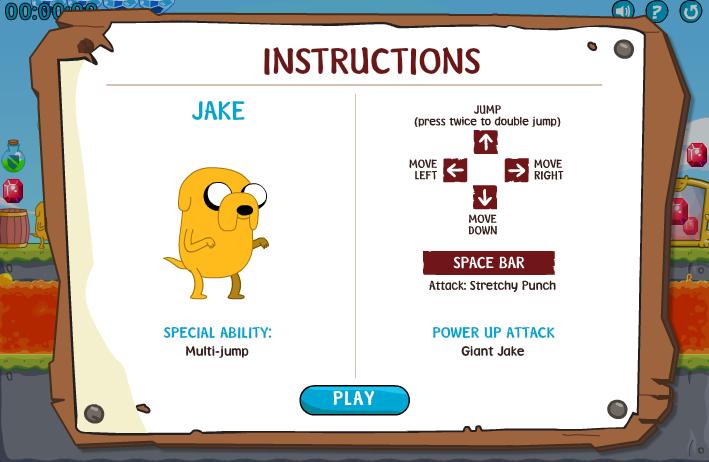 Image Game Creator Instructionsg Adventure Time Wiki Fandom