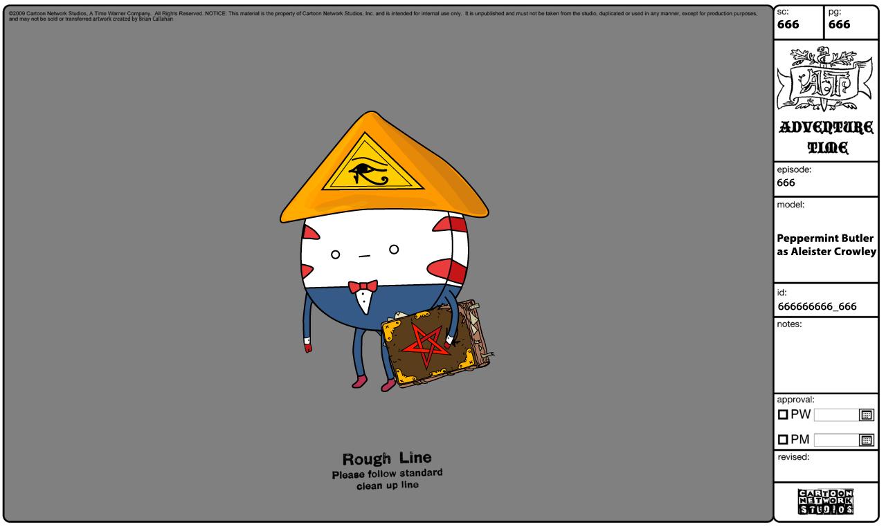 peppermint butler adventure time wiki fandom powered