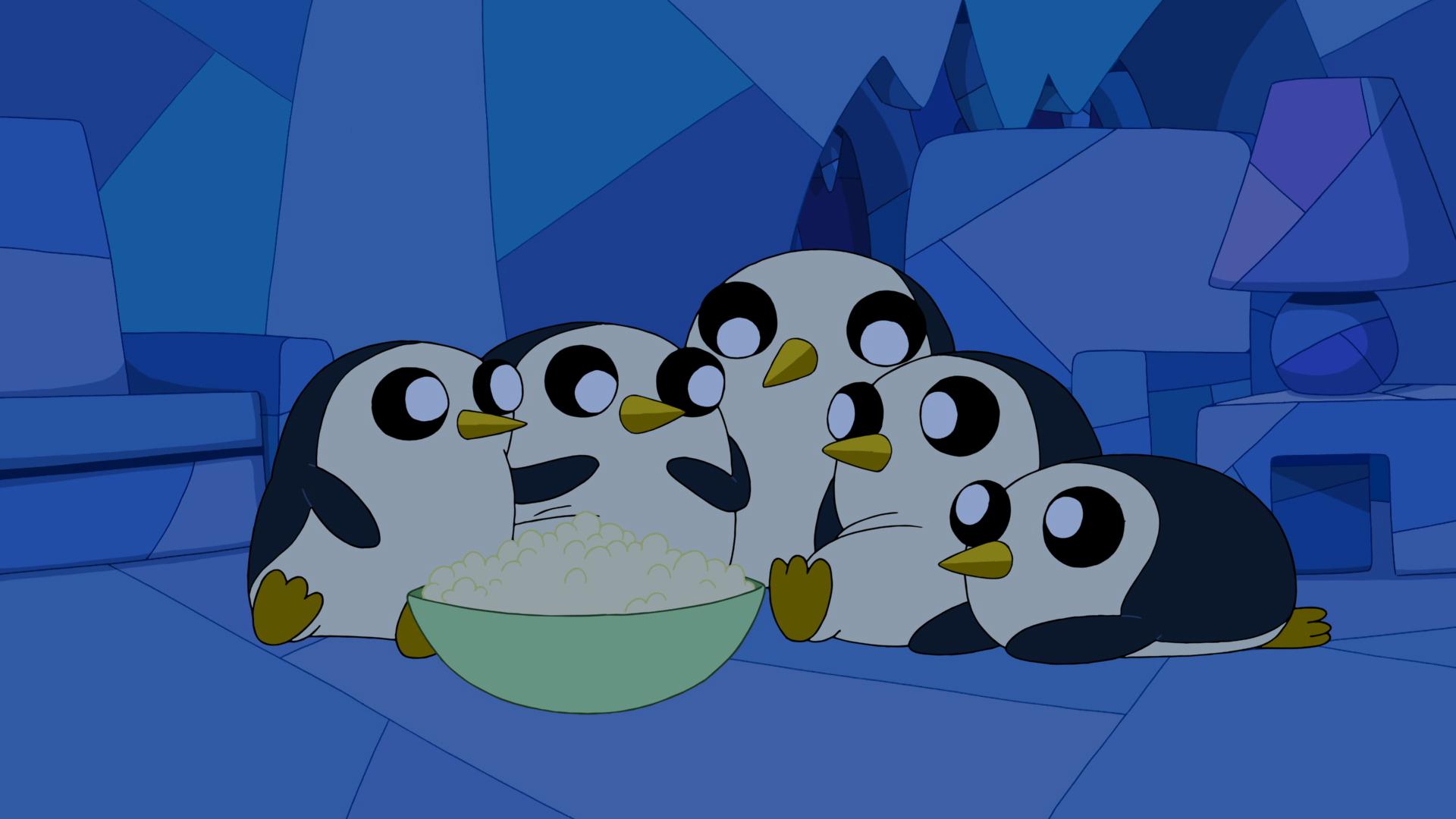 Penguins Adventure Time Wiki Fandom