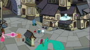 S5 e26 Finn and PB walking through wizard city