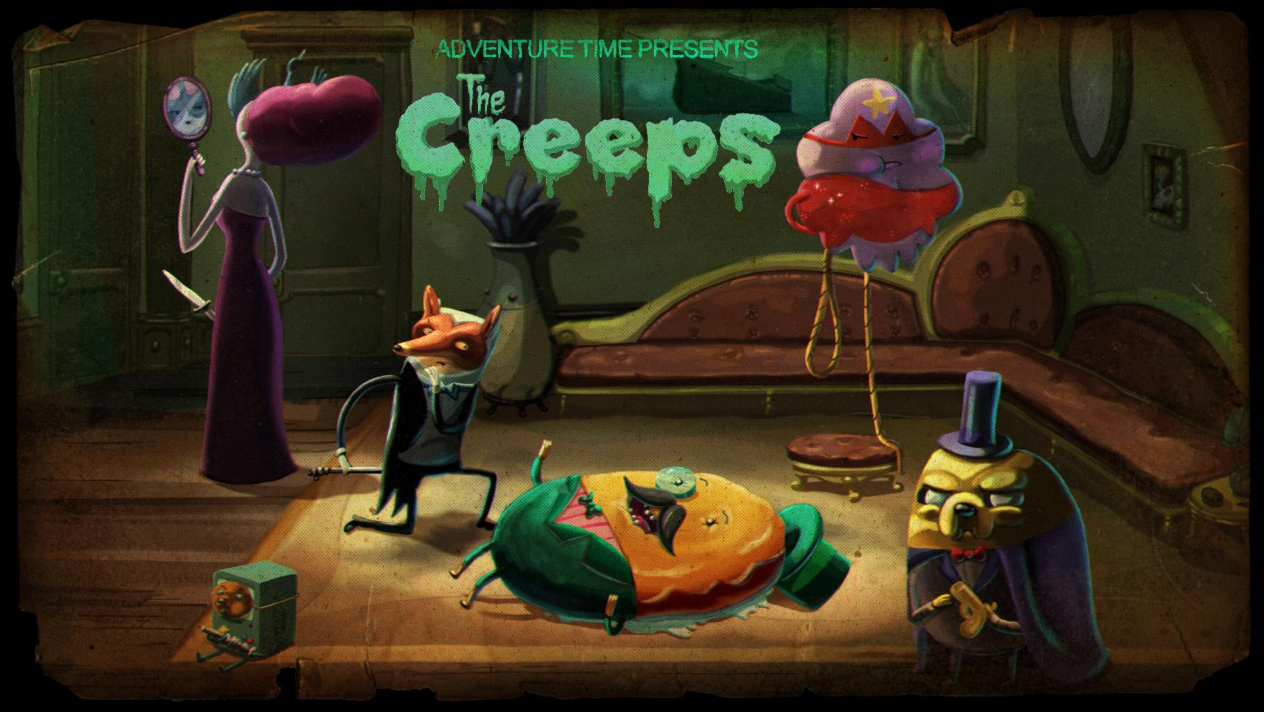 the creeps | adventure time wiki | fandom powered by wikia