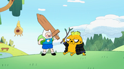 DL BMO - Young Finn and Jake