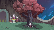 DL BMO Bunny blossom tree