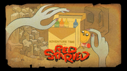 Red Starved Title Card