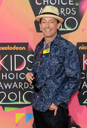 Tom Kenny at Nickelodeon 23rd Annual Kids Choice Awards 2010