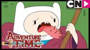Adventure Time What it Takes to be a Wizard Cartoon Network