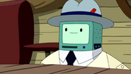 S10e2 BMO close up