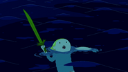 S5e52 Finn shocked