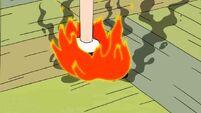 Finn Fire Foot