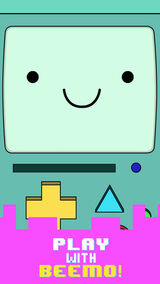 Beemo - Adventure Time (Cartoon Network App)