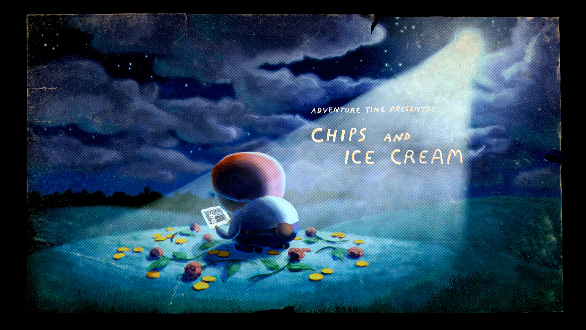 Chips and Ice Cream | Adventure Time Wiki | FANDOM powered
