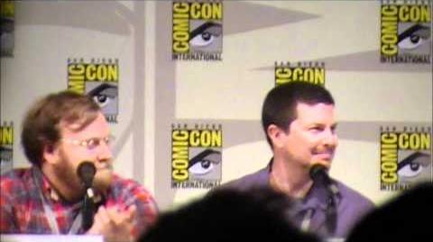 Adventure Time Panel-SDCC 2011-Part 1