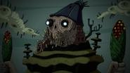 Zoomed In Exterior Nightmare Castle