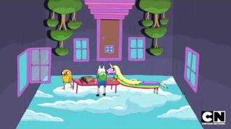 Adventure Time - King Worm (Preview) Clip 1