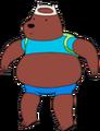 Bear Dressed Up Like Finn.png
