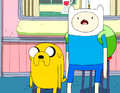 S3e3 Finn and Jake shocked at Marceline2.png