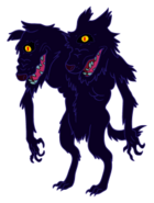 Whywolf-2heads