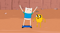 S4 E21 Finn took off his pants.PNG