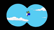 S4e25 Ice King flying with Gunter