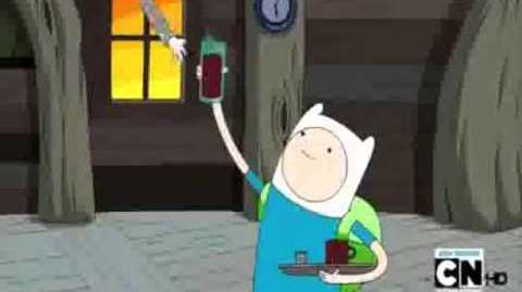 TGIF - Adventure Time