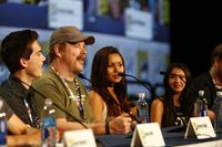 Adventure Time Panel at SDCC14 12