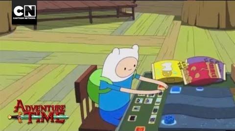 Comic-Con 2012 - Adventure Time Card Battle Adventure Time Cartoon Network