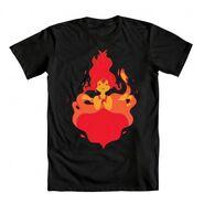Flame-princess-black-shirt