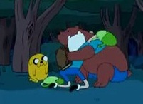 Adventure time in your foot steps youtube 0008