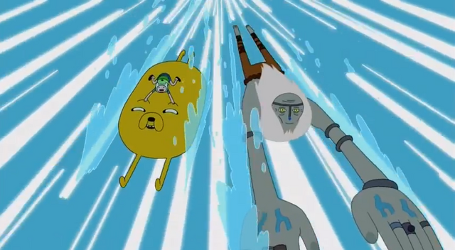File:S4 e26 Billy and Jake sliding on stomachs.PNG