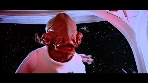 "Admiral Ackbar - ""It's A Trap!"""