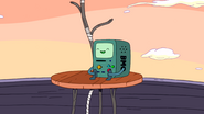 S3e25 BMO on table