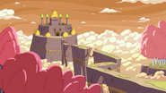 You Made Me! Castle Lemongrab background