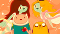 S3e25 Finn, Jake, and Fruit Babes.png