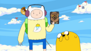 Finn borrowed the Farmworld Enchiridion