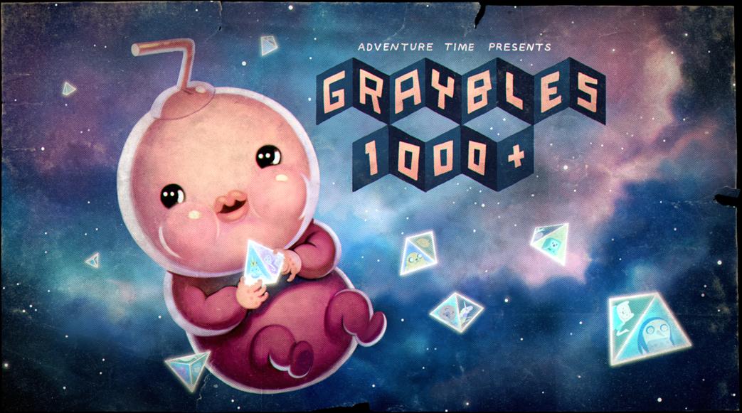 adventure time season 6 graybles 1000+